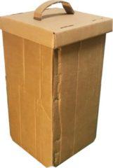 KarTent - Kartonnen Prullenbak 60L - Duurzaam Karton