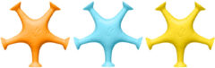 Blauwe Ubbi - Badspeeltjes Zeesterren