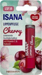 ISANA Lippenbalsem Kers - Lipverzorging Cherry met vitamine E en kokosolie