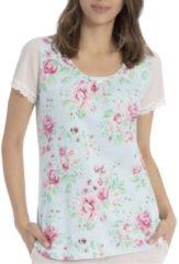 T-Shirt mit Allover-Blumenprint Taubert original