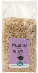 Terrasana Basmati Rijst bruin (zilvervlies rijst)