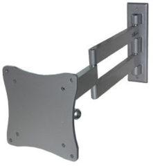 NewStar FPMA-W830 1-voudig Monitor-wandbeugel 25,4 cm (10) - 68,6 cm (27) Kantelbaar en zwenkbaar