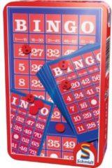 Schmidt Spiele GmbH Bingo Pocketeditie - Tin Box