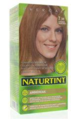 Naturtint haarkleuring - 7.34 levendig hazelnoot