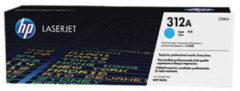 HP 312A CF381A Tonercassette Cyaan 2700 bladzijden Origineel Tonercassette