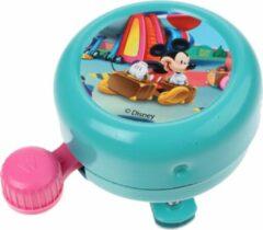 Widek Disney Mickey Mouse - Fietsbel - Roze