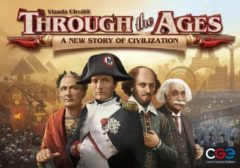 Asmodee Through the Ages A New Story of Civilization