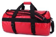 Decent Waterproof Weekendtas / Sporttas Flexbag Rood