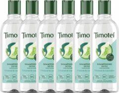 Timotei - Shampoo - Detox Fresh Cucumber - 6 x 300 ML - Voordeelverpakking