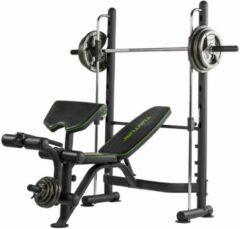 Groene Tunturi SM60 halterbank - Half Smith - Home Gym - Smithmachine