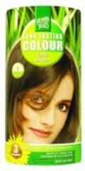 Bruine Hennaplus Long Lasting Colour 5 Light Brown - Haarverf