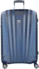 Roncato UNO ZIP PREMIUM 2.0 M 4-ROLLEN TROLLEY 72 CM blau