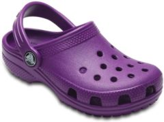 Crocs - Kid's Classic Clog - Outdoor sandalen maat C7 purper