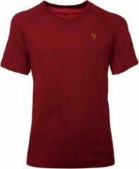 Rode Q1905-Quick Heren T-shirt Maat S