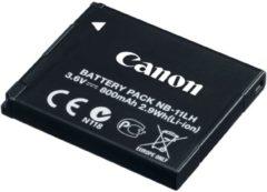 Canon Camera-accu Vervangt originele accu NB-11L, NB-11LH 3.6 V 800 mAh