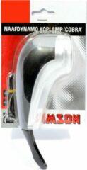 Simson Cobra Voorlicht - Fietslamp - (Naaf)Dynamo - LED - Zwart