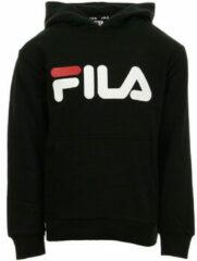 Zwarte Sweater Fila Kids Classic Logo Hoody
