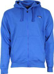 Blauwe Donnay sweater met capuchon - Sporttrui - Heren - Maat L - Cobalt blauw