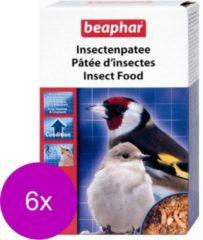 Beaphar Insectenpatee - Vogelvoer - 6 x 100 g