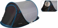 Blauwe Redcliffs - 2 persoons pop up tent