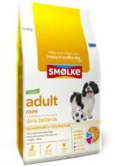 Smolke Adult Mini Kip&Lam&Vis - Hondenvoer - 12 kg