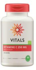 Vitals Vitamine C Biologisch - Vitals - 60 capsules - 250mg
