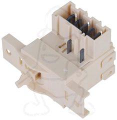 Electra Tastenschalter 1-fach (Hauptschalter Ein/Aus) für Geschirrspüler 1111433007