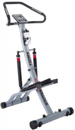 Afbeelding van Grijze Toorx Fitness Toorx Stepper Force Stepper