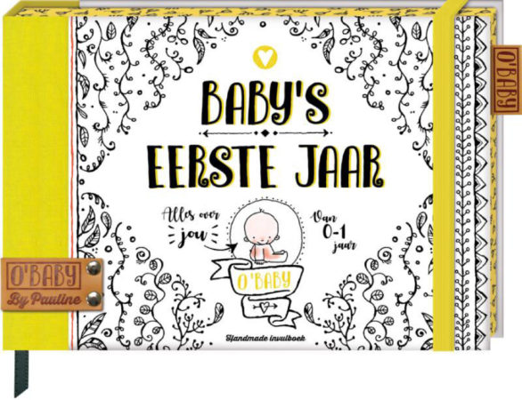 Afbeelding van ImageBooks O'Baby Baby's eerste jaar (by Pauline)