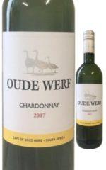 Oude Werf Chardonnay, 2019, Coastal Region, Zuid-Afrika, Witte wijn