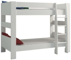 DS Style Stapelbed Kids 90x200cm in wit