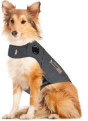 Onlinehondenspeciaalzaak Thundershirt Antistress Vest - Natuurlijk middel tegen vuurwerkangst - Hond - Grijs - L - 64-76 cm