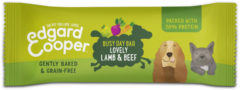 Edgard-Cooper Edgard&Cooper Lamb & Beef Busy Day Bar 25 g - Hondensnacks - Lam&Rund&Appel