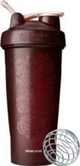 Paarse BlenderBottle Special Edition 820ML Shaker met Loop Top - Amour
