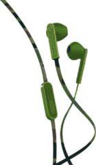 Urbanista San Francisco Headset In-ear Camouflage, Groen