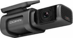 Zwarte DDPai Mini 5 True 4K Wifi GPS 32gb dashcam voor auto