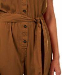 Oranje Craghoppers - UV Jumpsuit voor dames - NosiLife Rania - Donkergroen - maat M (40)