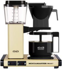 Technivorm Filterkoffiemachine KBG Select, Pastel Yellow - Moccamaster