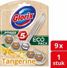 Glorix WC Blok Eco Tangerine 9x