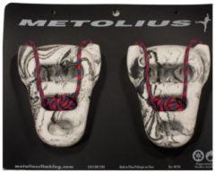 Metolius - Rock Rings 3D - Trainingsgrepen maat One Size, zwart/grijs