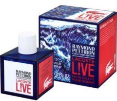 Lacoste Live Eau de Toilette 100 ml Spray Raymond Pettibon Collectors Edition