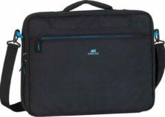 Riva Case RivaCase 8087 - Laptoptas - Schoudertas - Clamshell - 16 inch- Zwart