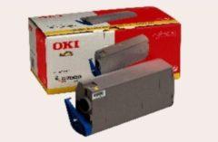 Oki C7200, C7200n, C7200dn, C7400 tonercartridge geel standard capacity 10.000 pagina's 1-pack