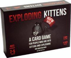 Asmodee Exploding Kittens NSFW Edition - Engelstalig Kaartspel