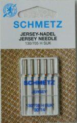 SCHMETZ - JERSEY - 130/705 H SUK. NAAIMACHINE NAALDEN 90/14