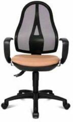 Donkergrijze TopStar Bureaustoel Open Point SY - in 10 kleuren