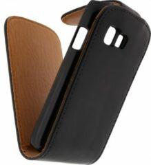 Xccess Flip Case Samsung Galaxy Young 2 Black - Xccess