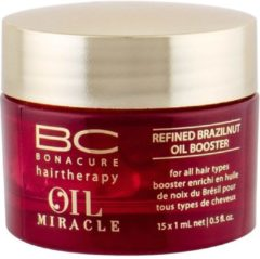 Schwarzkopf BC Oil Miracle Refined Brazilnut Oil Booster 15x1 ml