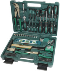 Brüder Mannesmann BRÜDER MANNESMANN Werkzeugsatz, 87-teilig, im Koffer