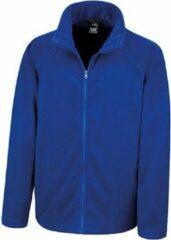 Result Kobalt blauw fleece vest Viggo voor heren M